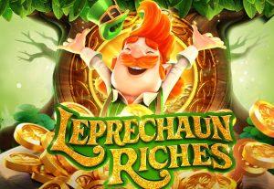 แนะนำสล็อต Leprechaun Riches